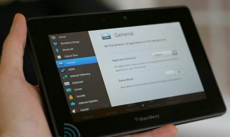 Tablet OS