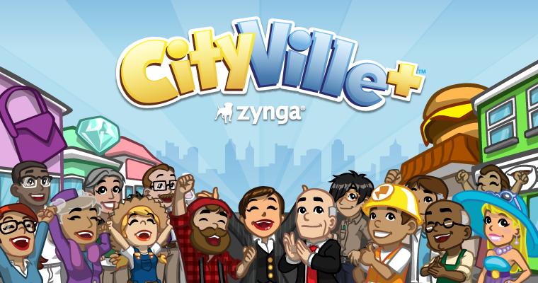 Zyngas CityVille
