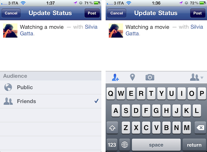 facebook for iphone 3.5