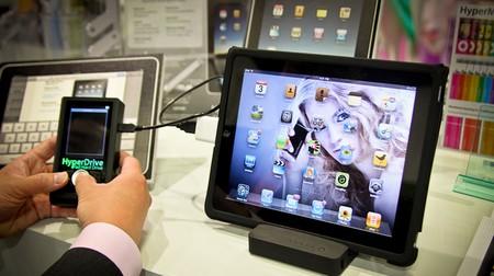 iPad 3 Drive Microsoft