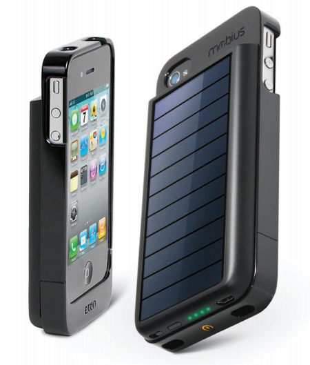 mobius solar battery case