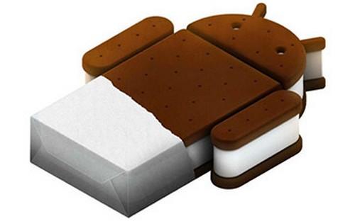 Android Ice Cream Sandwish