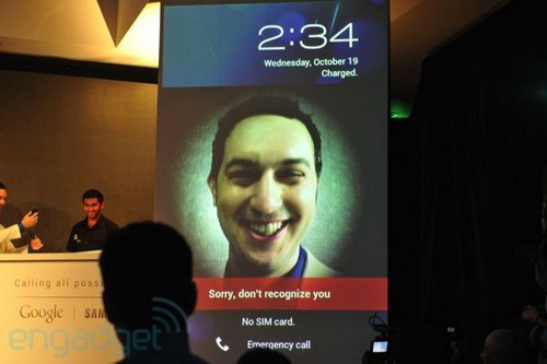 Tech Readers » Google Confirms 'Face Unlock' Can't Be Hacked