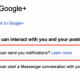 Google+ Launches 'Who Can Notify You' Feature