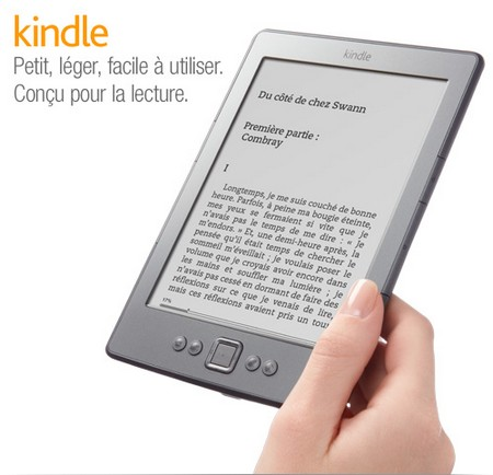 Kindle E Ink