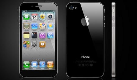 Using iPhone 5