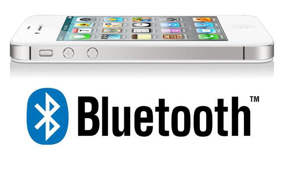 iPhone 4S Bluetooth