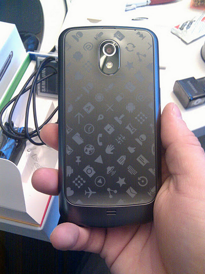 Customized Back Cover