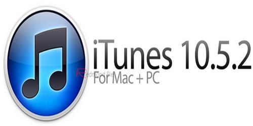 iTunes 10.5.2