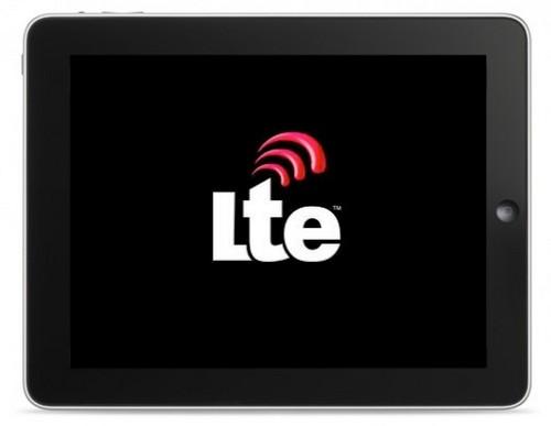 LTE iPad