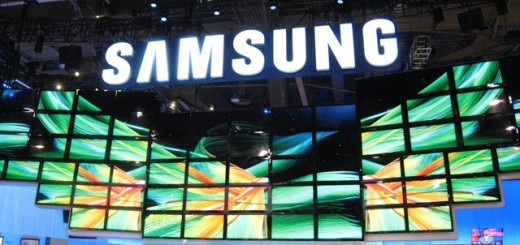 Samsung Booth CES 2009
