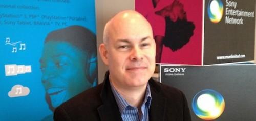 Tim Schaaff of Sony