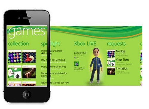 Xbox Gaming iPhone