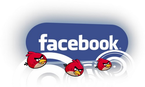 facebook Angry Birds