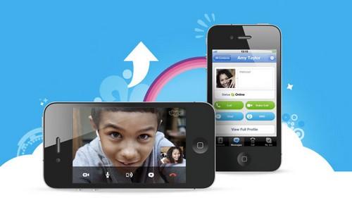 Skype for iOS1
