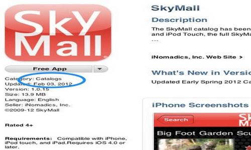 Catalogs App Store