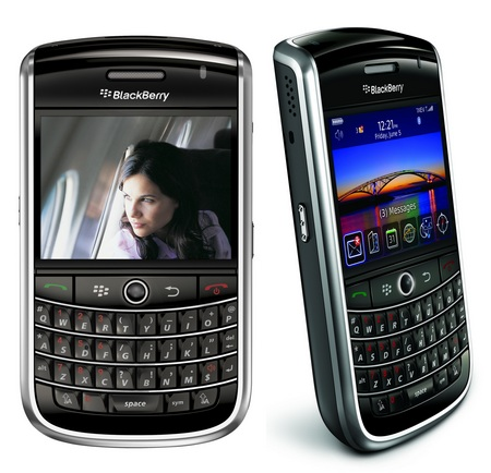 Blackberry Tour 9630 Review