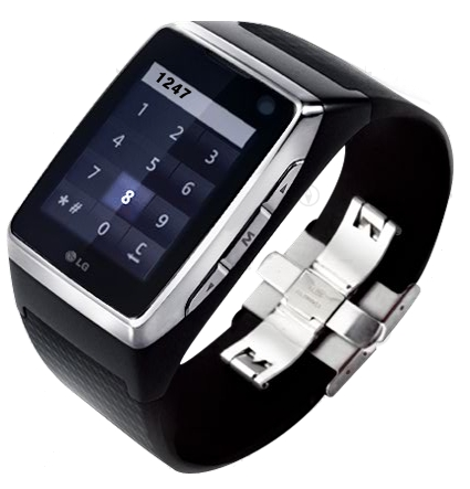 LG GD910 Magical Wrist Watch Phone