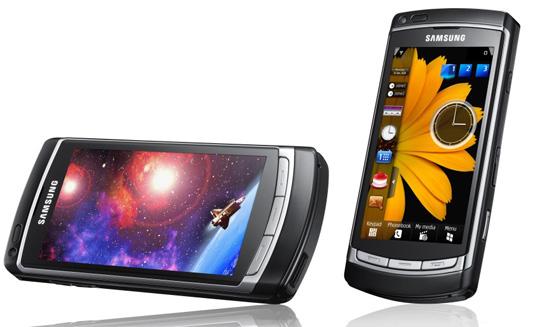 Samsung i8910 Omnia HD – Very Sleek and Stylish