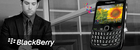 Ufone Offers BlackBerry® Curve™ 8520 on Affordable Price