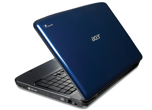 Acer Unveils Aspire AS5740 and AS7740 Series of Notebook PCs