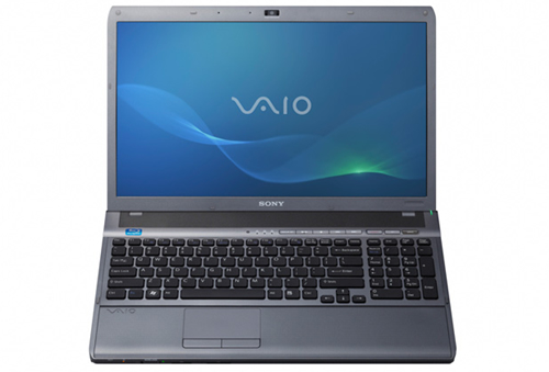 Sony VAIO F Series Notebook PC Unveiled