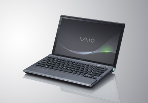Sony Introduces VAIO Z 13.1 Inch Notebook