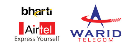 Warid Telecom Pushes 70% Shares to Airtel India