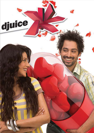 Telenor Djuice Wants to be a Part of Your Valentine's Day