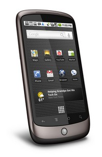 Nexus One Smart Phone! Google Under Complaint Umbrella