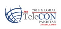 3rd TeleCON 2010 to Start on April 24 in Lahore