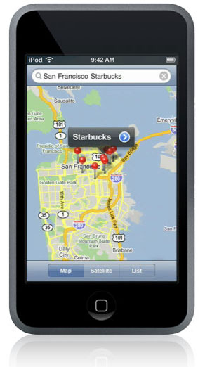 Location Based Services and Mobile 2.0