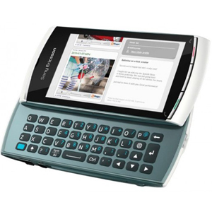 QWERTY Smartphone: Vivaz Pro by Sony Ericsson