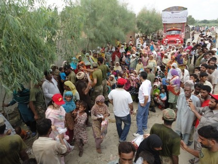 Mobilink Provides Relief to More than 38,000 Flood Victims