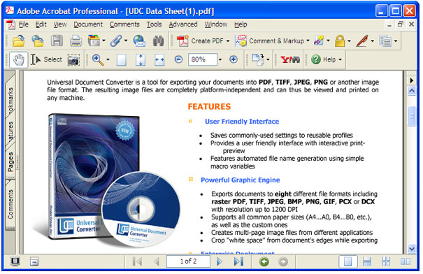 How to Convert xls to PDF