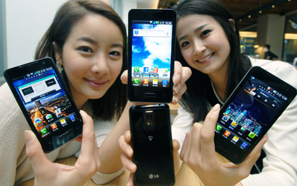 LG Launches World's First And Fastest Dual-Core Smartphone